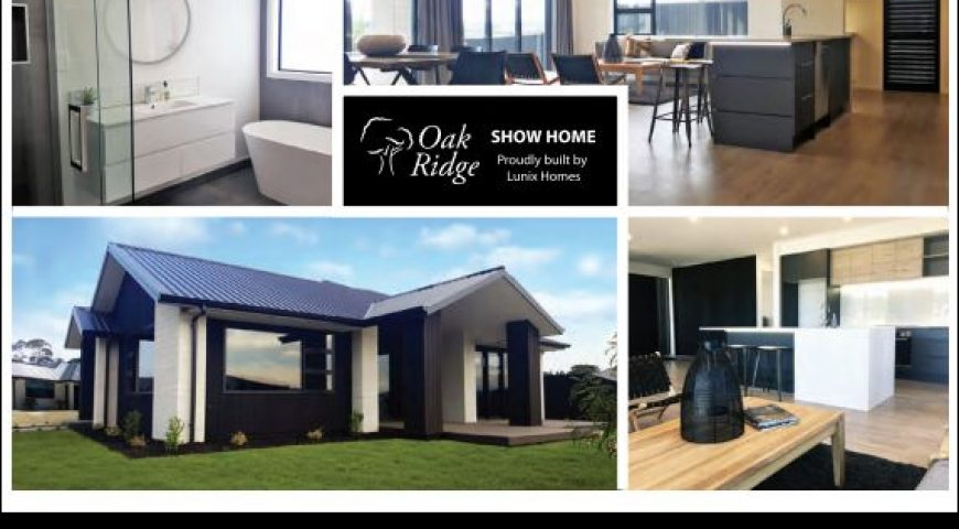 Waipa Press Article – Oak Ridge and Lunix Homes Collaboration